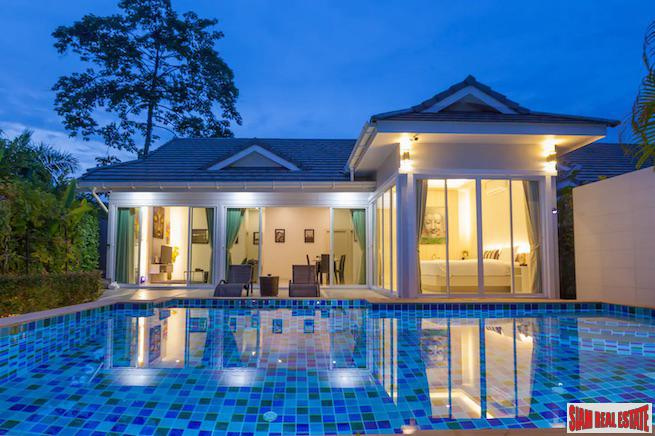 Elegant Three Bedroom Private Pool Villa for Sale  in Ao Nang