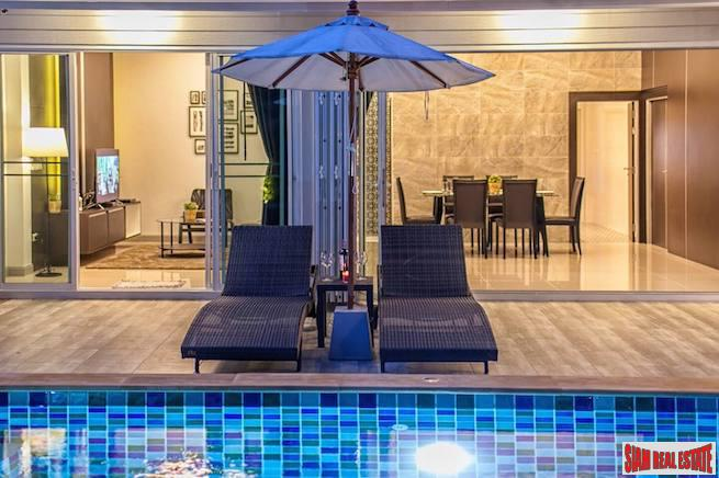 New Fully Furnished Two Bedroom Pool Villa for Sale with a Private Yard in Ao Nang