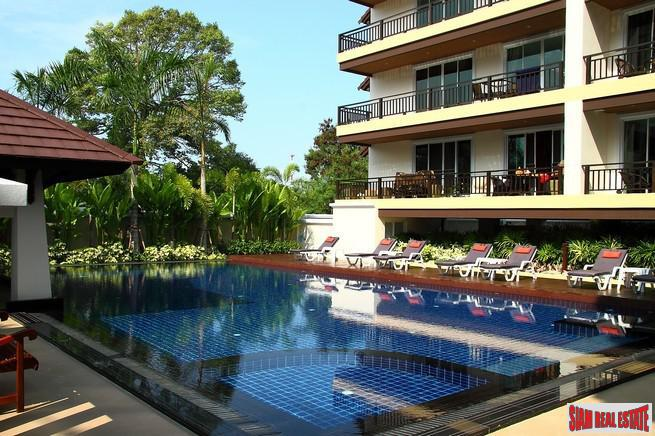 Jomtien Beach Penthouses | Luxurious Two Bedroom Condos for Sale Near Pattaya's Favorite Beach