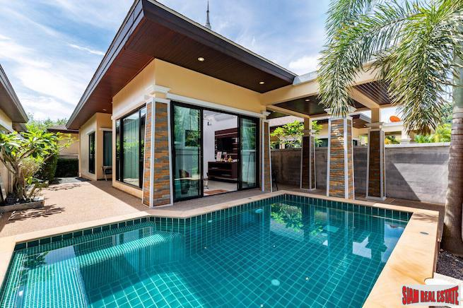 Private Two Bedroom House with Swimming Pool for Sale Near Ao Nang Beach