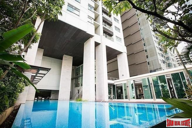 The Madison | Spacious Two Bedroom + Maids Quarter Corner Unit with Two Balconies for Rent in Phrom Phong