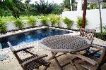 Great Value Two Bedroom Private Pool Villa with Golf Course Views for Rent in Kathu
