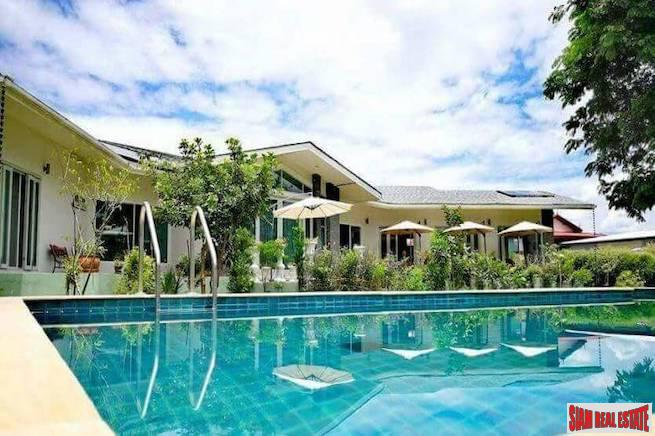 Private 11 Bedroom Pool Villa for Sale in San PaTong, Chiang Mai - A Great Business Opportunity Investment