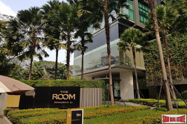 The Room Sukhumvit 21 | Furnished One Bedroom 50 sqm Condo for Sale in the Heart of Asoke