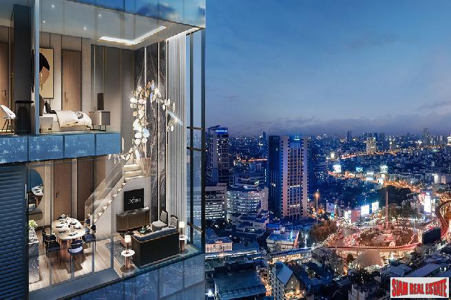 New Luxury High-Rise Condo with 11