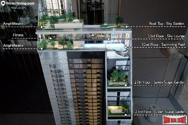 New Luxury High-Rise Condo with 16