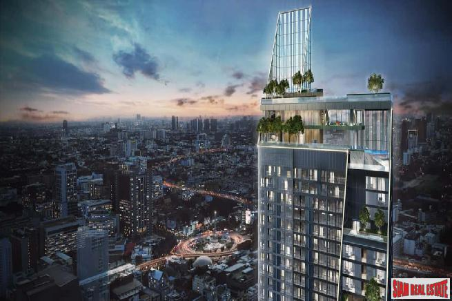 New Luxury High-Rise Condo with 3