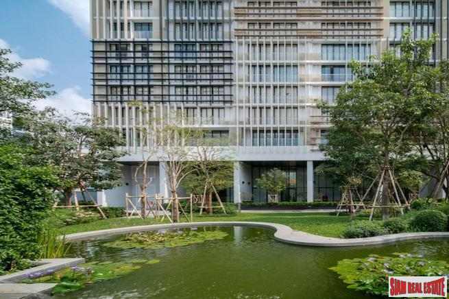 Park 24 | Two Bedroom Modern Condo for Sale with Green Garden Views in the Heart of Phrom Phong