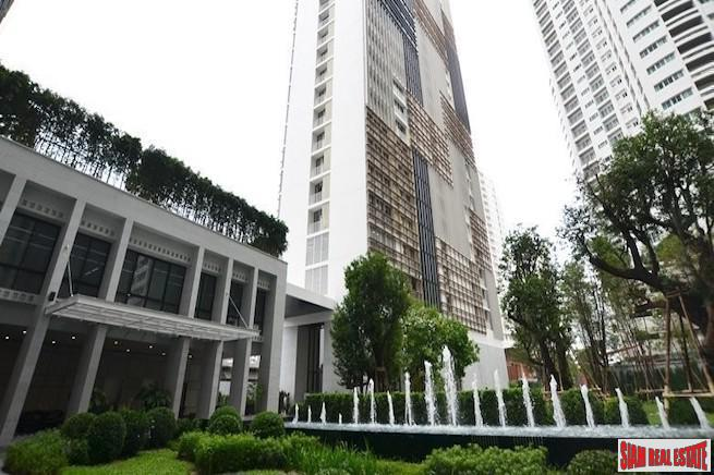 Park 24 | Two Bedroom Modern Condo for Rent with Green Garden Views in the Heart of Phrom Phong