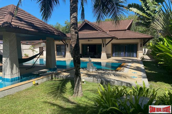 Four Bedroom Pool Villa with 10