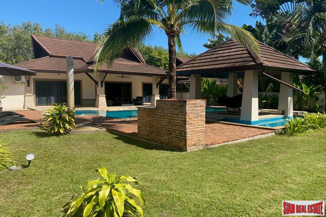 Four Bedroom Pool Villa with 8