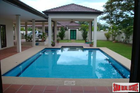 Quality New Development Providing Quiet Country Living only minutes from Hua Hin Centre