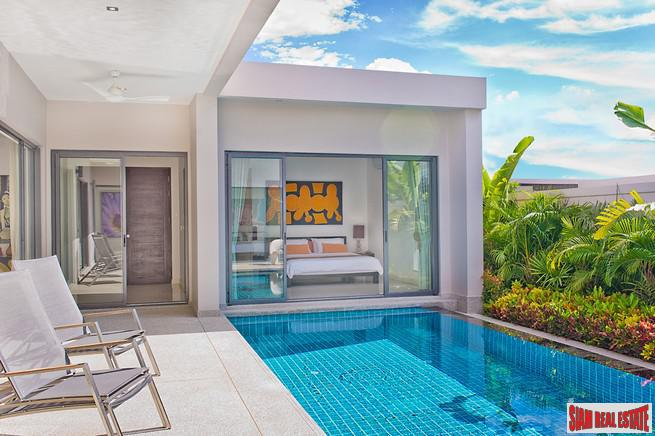 Palm Lakeside | New Two Bedroom Private Pool Villa with Gardens in Pong, Bang Lamung District, Pattaya