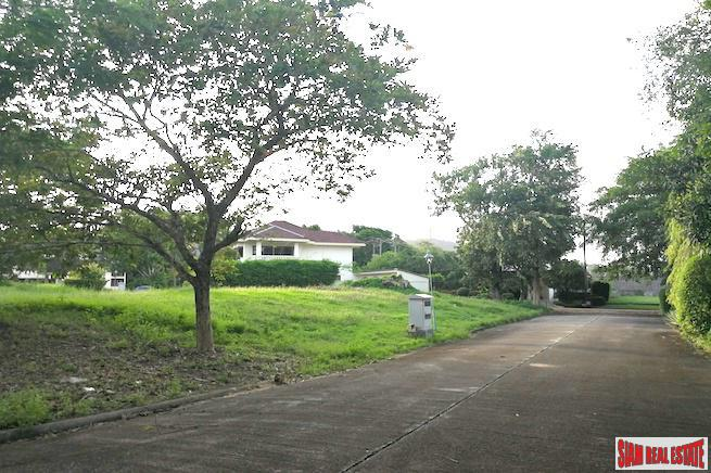 Baan Prangthong | Land for Sale in Secure Estate - Perfect to Build a New Single Family Home