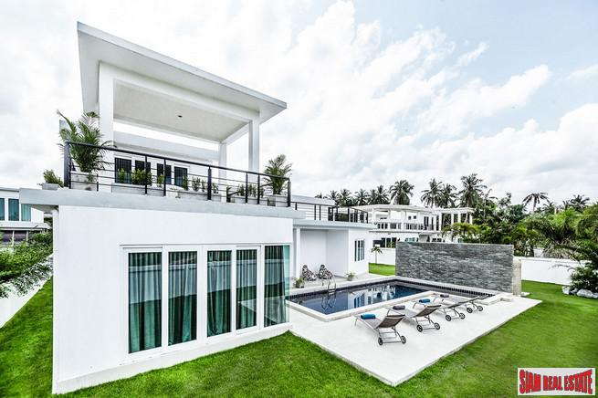 Luxurious Five Bedroom Pool Villas 3