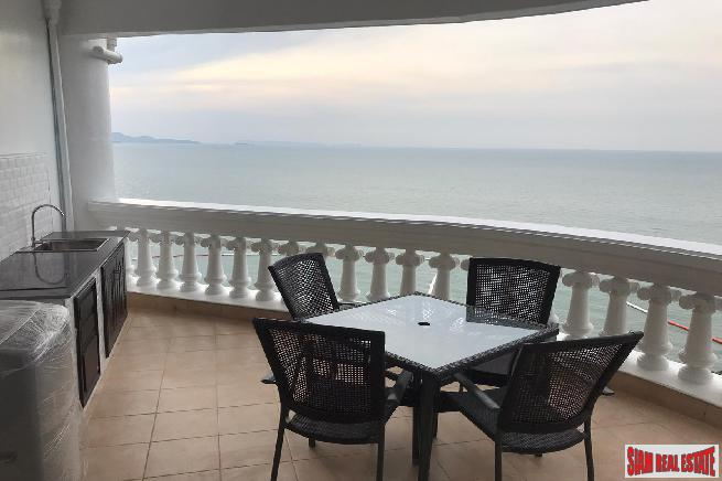 Sky Beach Condominium | 2-Bedroom on 11th Floor Beachfront Condo in Naklua