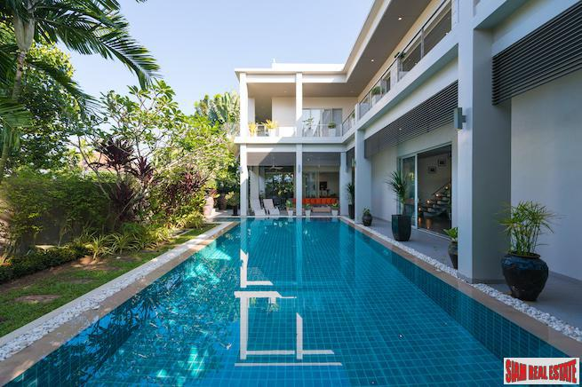 Private and Spacious Pool Villa 2