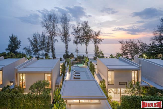 Exquisite Luxury Sea View Villas for Sale in New Natai Beach Project