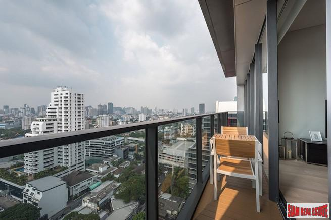 Tela Thonglor | Clear City Views from this Exceptional Two Bedroom Condo for Rent