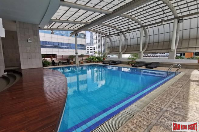 The Master Centrium  | Unique Three Bedroom Asok Condo on 25th Floor for Sale with Separate Living Quarters