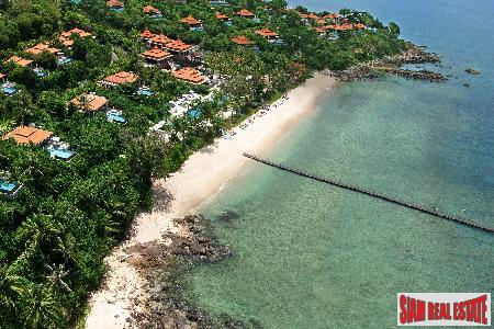 Exclusive Luxury Beachfront Villas on a Private Headland