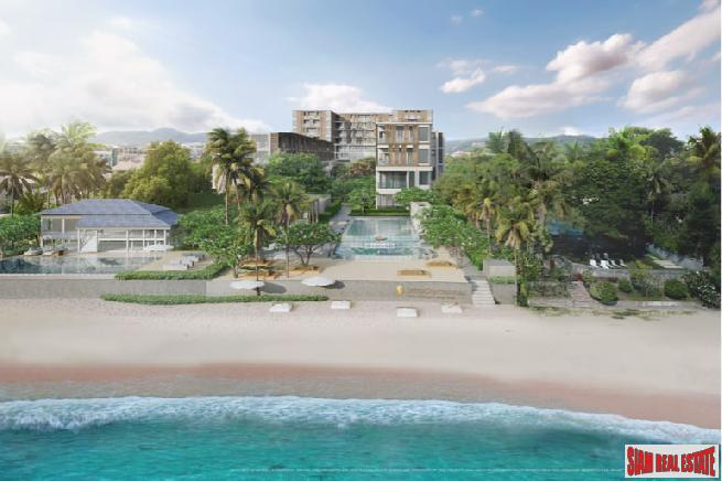 Ultimate Luxury International Hotel Branded Condos on the Beach at Central Hua Hin - 2 Bed Units