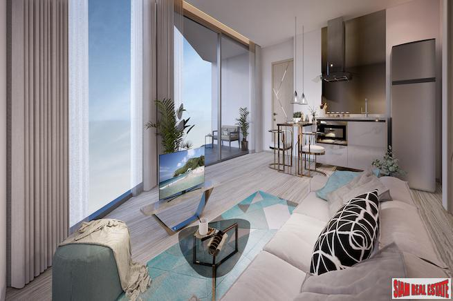 Spectacular New Condo Project with 17