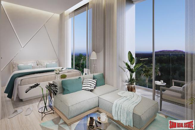Spectacular New Condo Project with 18