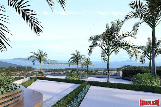 Spectacular New Condo Project with 4
