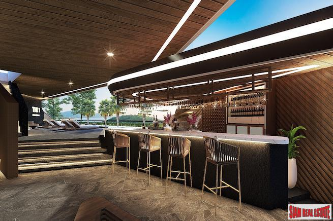 Spectacular New Condo Project with 5