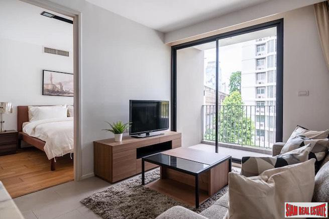 The Nest Ploenchit | Attractive Two Bedroom Condo in Low-Rise Building for Sale in the Heart of Phloen Chit