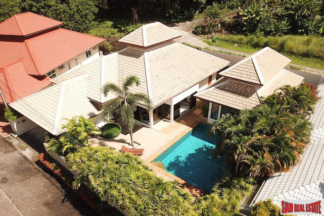 Three Bedroom Recently Renovated Pool Villa for Sale near Kamala Beach