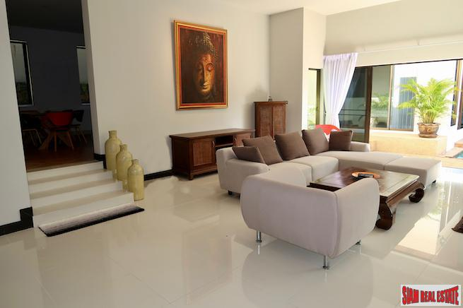 Three bedroom villa near Kamala 18