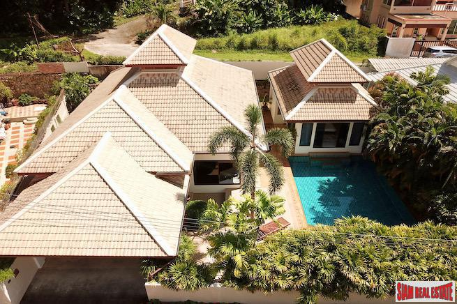 Three bedroom villa near Kamala 19