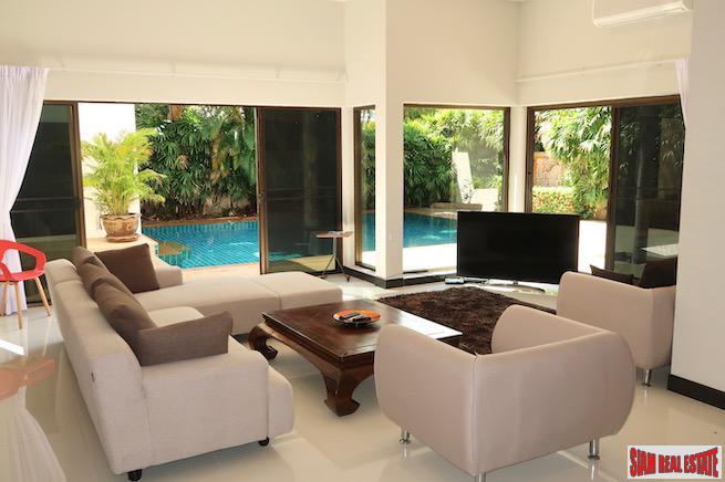 Three bedroom villa near Kamala 8