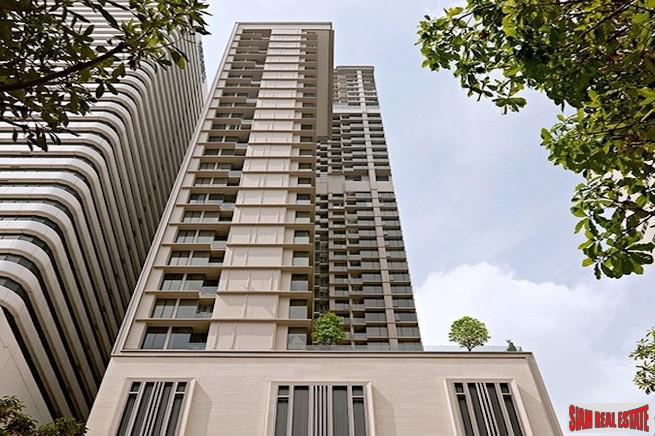 The Esse Asoke | Two Bedroom Penthouse for Rent with Clear Beautiful Views of the City