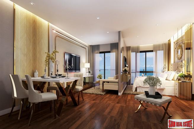 Tropical Hotel Investment Condo by 12