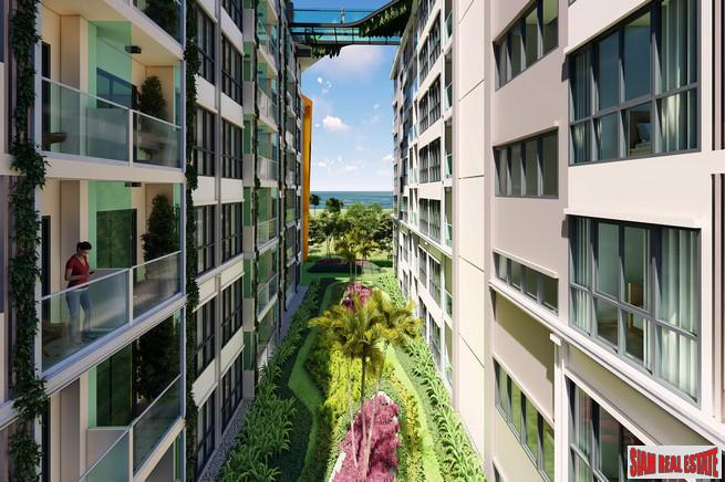 Tropical Hotel Investment Condo by 17