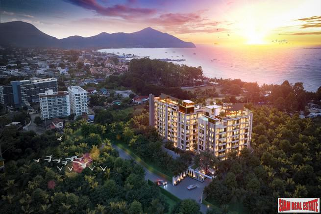 Tropical Hotel Investment Condo by Leading Hotel Group at Bang Saray Bay, Chonburi - 6% Rental Guarantee for 5 Years! -2 Bed Units