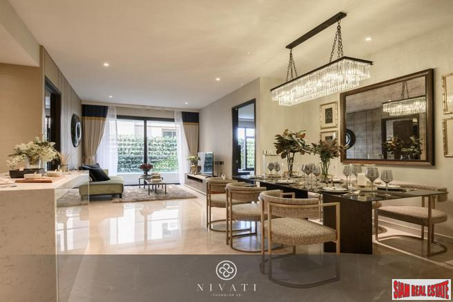 Nivati Thonglor 23 | Rare Unit 2 Bed Unit for Sale 1.5MB Under Contract Price!