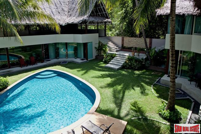 Luxury Unique Newly Completed Tropical Villa for Sale at the Famous Koh Phangan - 30% Discount
