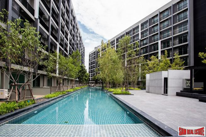 Resort Style Low-Rise Condo at Sukhumvit 77, Onnut Road - Pool and Garden Access Units - Guaranteed Rental Return of 5 % for 8 Years!