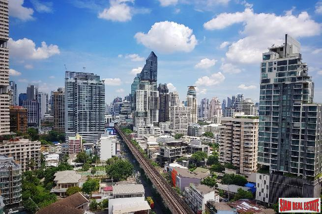 Beatniq | Super Luxury Class Two Bedroom Condo for Rent with Unblocked Views in the Heart of Sukhumvit 32