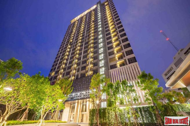 Ready to Move in New High-Rise Condo in Central Sathorn - 1 Bed Units - Up to 20% Discount!