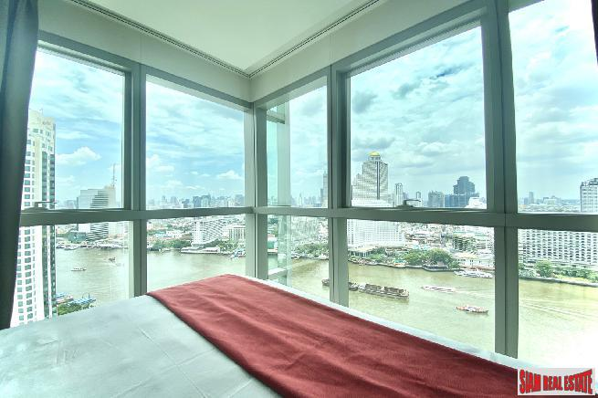 Stunning Large 3 Bed Corner Unit on 30th Floor at The River Condominium by Raimon Land - 25% Discount!