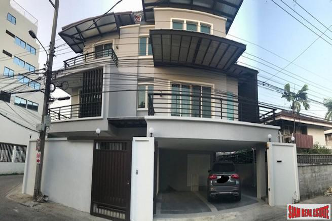 New Five Bedroom, Three Storey House for Sale in a Quiet Ari Neighborhood