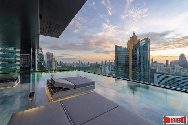 Celes Asoke | Three Bedroom Condo for Rent on the 36th Floor with Amazing City Views