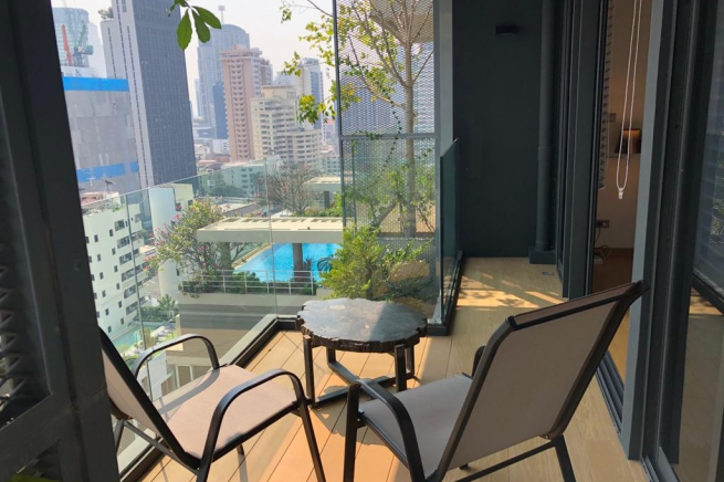 Siamese Exclusive 31 | Fabulous Greenery View Condo in Exclusive Estate at Sukhumvit 31