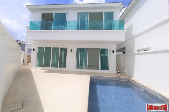 New Three Bedroom, Two Storey Home for Sale in Excellent Koh Kaew Location