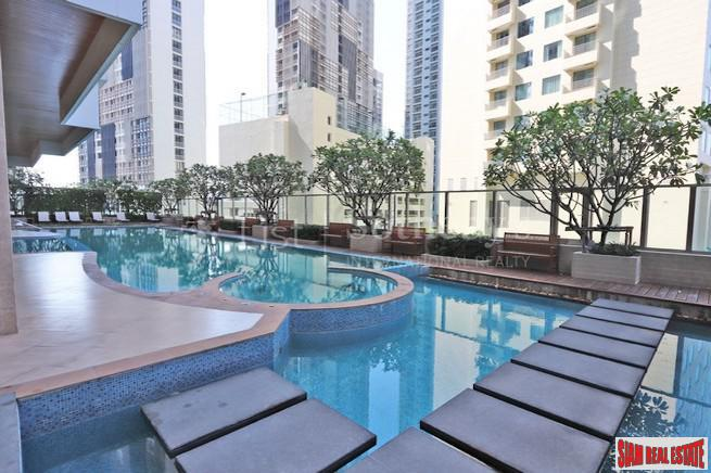 Bright Sukhumvit 24 | Two Bedroom Condo for Rent in a Nice Lively Residential Alley on Sukhumvit 24